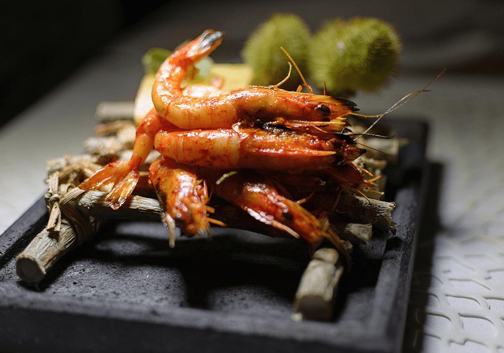 La crevette de Madagascar Carrefour