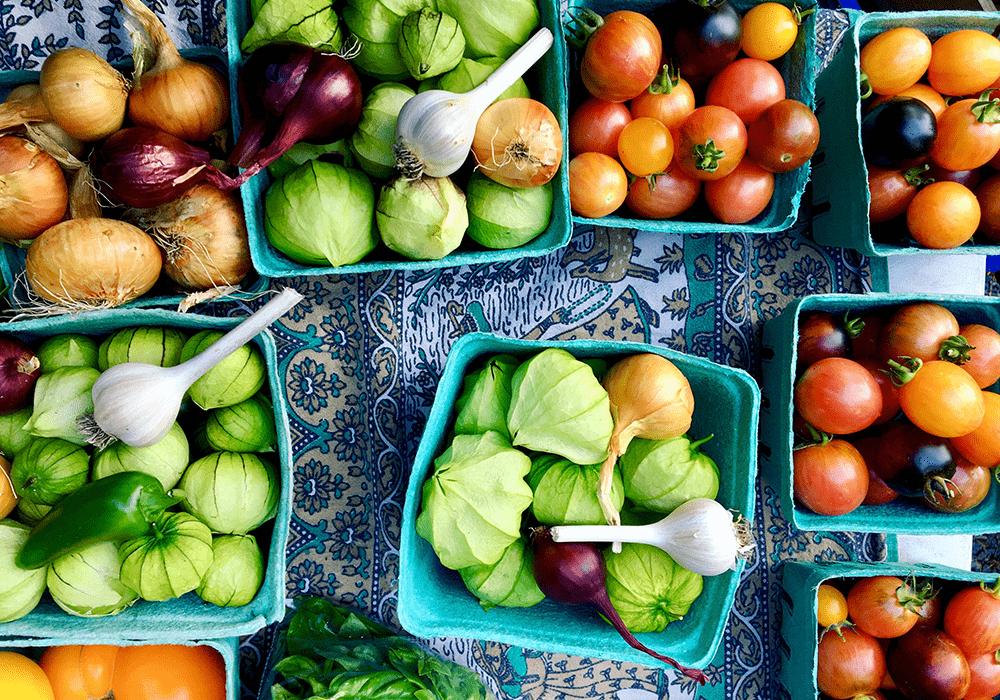 Les fruits et légumes Carrefour