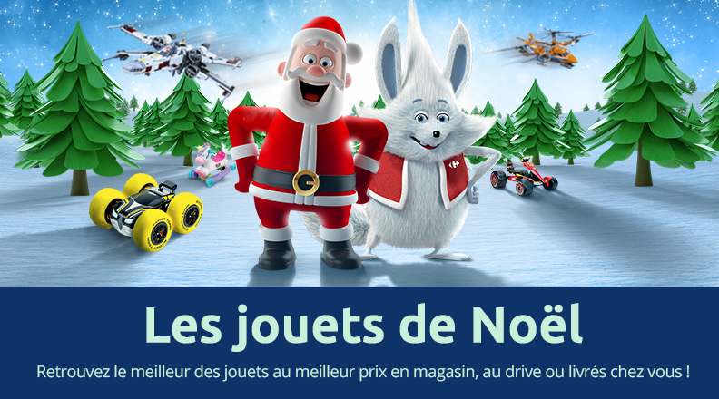 Jouets De Noel 2018 Promotions Bons Plans Exclusivite Carrefour
