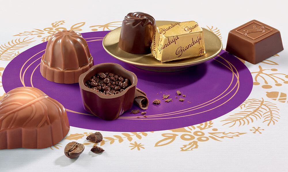 Esprit de fête chocolats