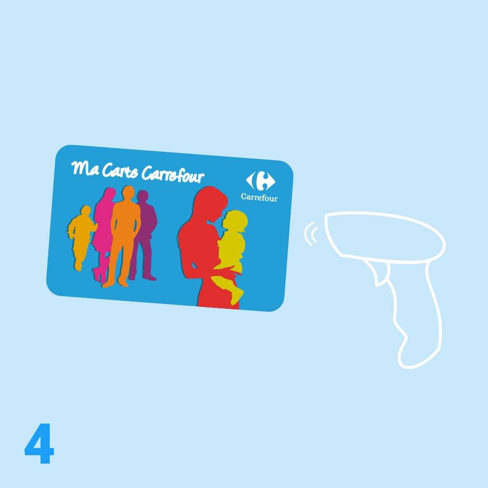 Carte Carrefour Perdue Formulaire.Coupons Dematerialises Carrefour Fr