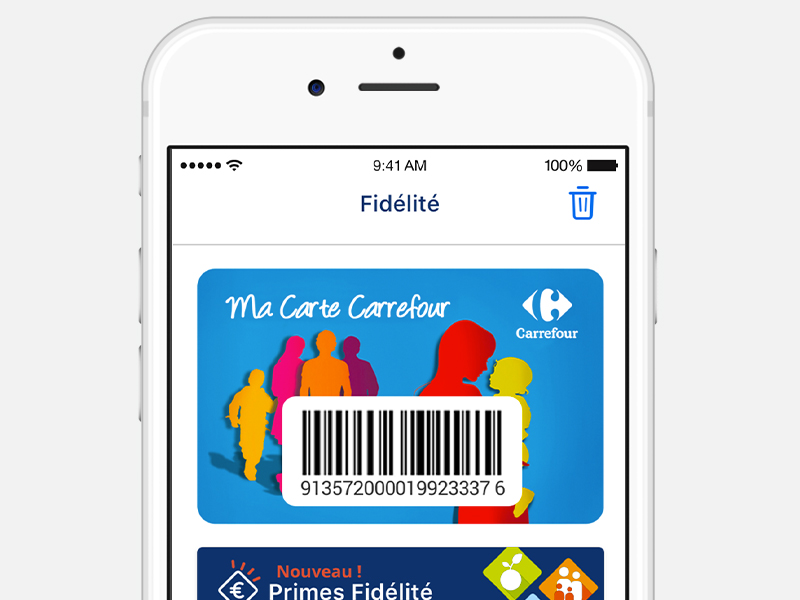 Carte Carrefour Quels Avantages.Application Mobile Carrefour