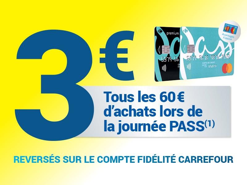 Carte Pass Carrefour Fr