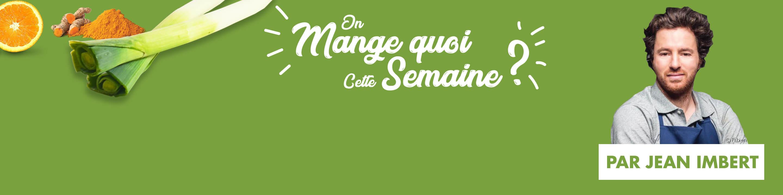 Poireaux, curcuma et orange Recette Jean Imbert Carrefour