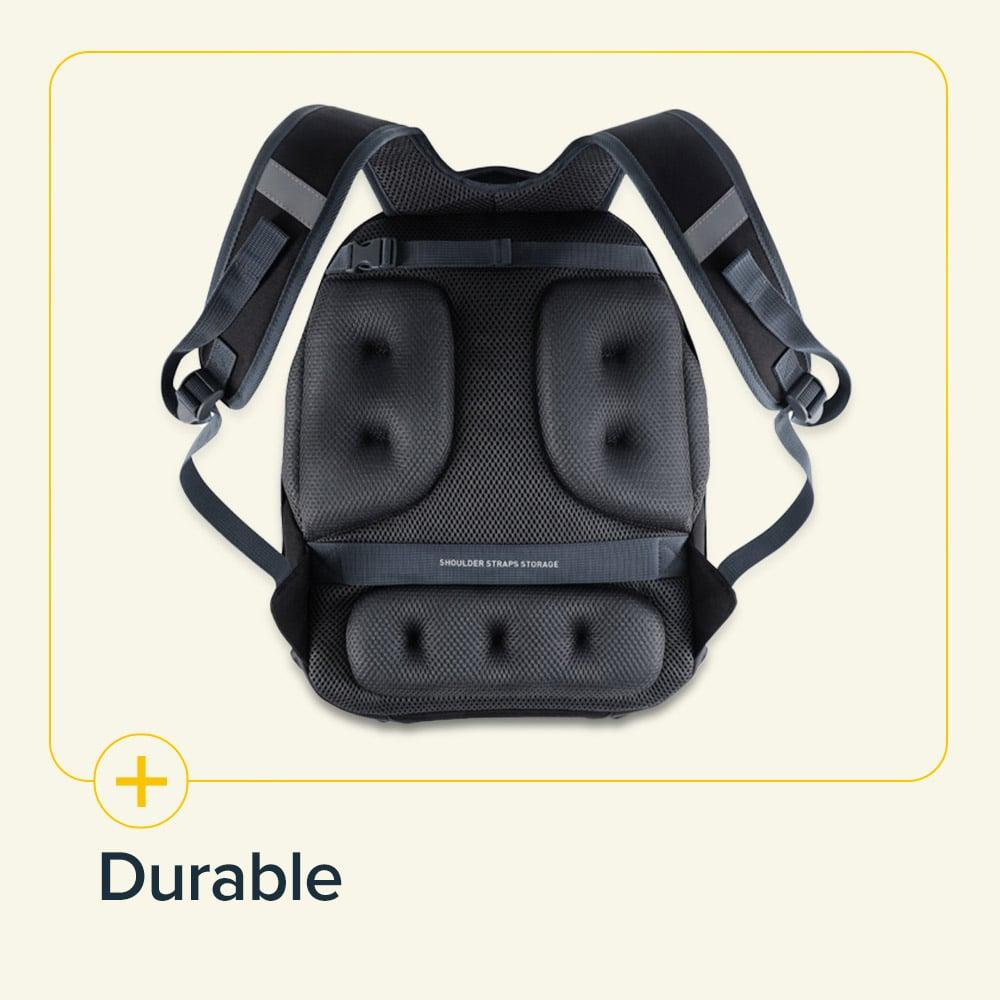 Le sac à dos personnalisable, économique et durable