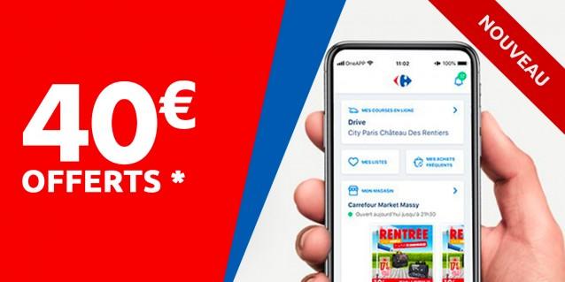 Carrefour Carte Abonnement Ps4.Tous Les Services Carrefour