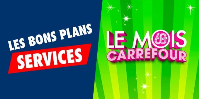 Carrefour : Magasins et Courses en ligne (Drive, Livraison à