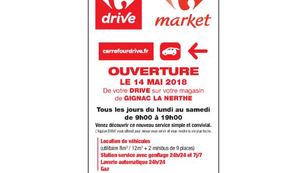 Ouverture Drive