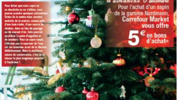 Prix Sapin De Noel Naturel Carrefour 2019 : achat du sapin de noel ~ Pogadajmy.info Styles, Décorations et Voitures
